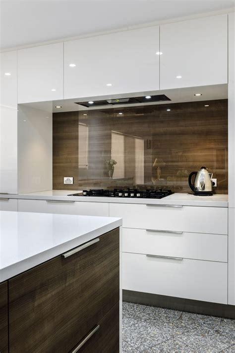 kitchen racks designs splashback clear glass timber veneer cleaf 2476