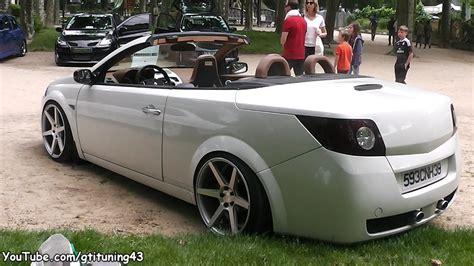 renault megane 2 cabrio renault megane cabriolet stance tuning