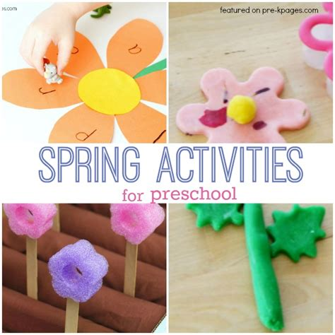 spring lessons for preschoolers activities for preschoolers pre k pages 553