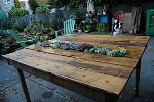 Gartentisch Selber Bauen Holz : balkonm bel selber bauen gartenm bel set aus recycelten ~ Watch28wear.com Haus und Dekorationen