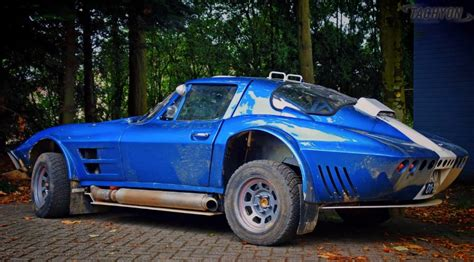 rally corvette grand sport  current coolest car