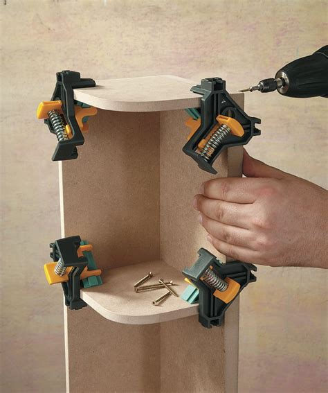 wolfcraft  es  corner clamps toolswood