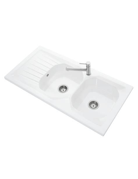 1210 x 610mm Villeroy & Boch Provence Ceramic Sinks