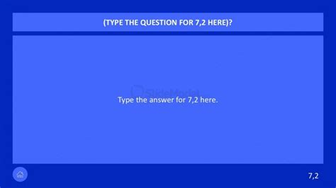 slides jeopardy template powerpoint jeopardy buzzer for shows slidemodel