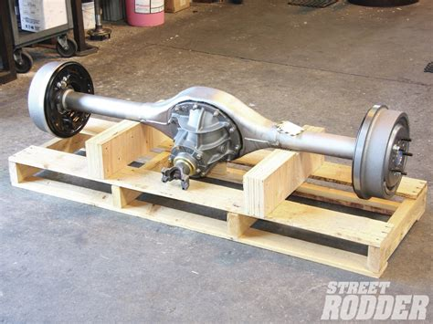Ford 9 Rear End by 9 Inch Ford Rear Axle Rod Network