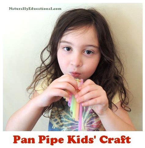 straw pan pipe craft for 319 | baac03bf7f82e4a1ebf7f243339cf16c