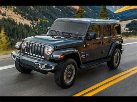 Jeep Wrangler Hd Picture by New Jeep Wrangler 2018 Review New Model Car Pictures Specs