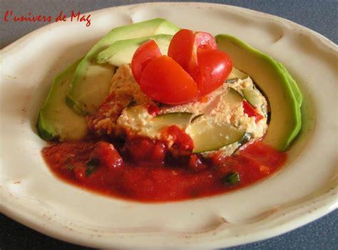 recette cuisine gourmande une terrine aux couleurs du soleil mag 39 cuisine