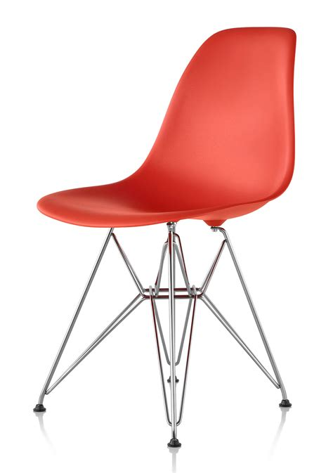 herman miller eames 174 molded plastic side chair gr shop