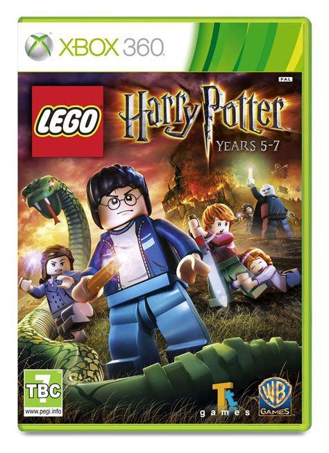 BARGAIN LEGO Harry Potter Years 5-7 Xbox 360 Game JUST £8 ...