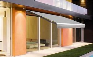 welche markise ist die richtige von hornbach With markise balkon mit tapeten wohnzimmer beige