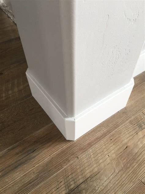 diy doorway trim honeybear lane