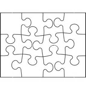 Free Vector Puzzle Pieces