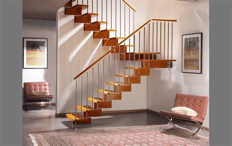 desain tangga minimalis bentuk   populer