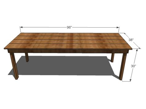 diy dining table plans diy dining room table plans bombadeagua me