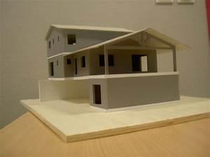 le site de technologie With maquette d une maison
