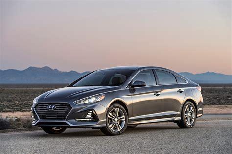 2018 Hyundai Sonata Reviews And Rating  Motor Trend