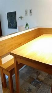 Tisch Für 10 Personen : gro er tisch mit eckbank von m belum wildbuche f r 6 10 personen in markt indersdorf ~ Frokenaadalensverden.com Haus und Dekorationen