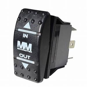 On  Off  On Momentary Rocker Switch