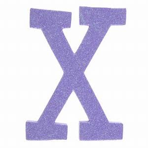 glitter foam letter x hobby lobby 1505858 With hobby lobby foam glitter letters