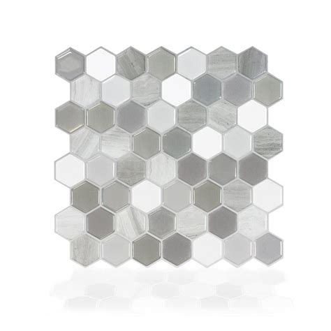 smart tiles peel and stick hexagon 17 best ideas about smart tiles on smart tiles