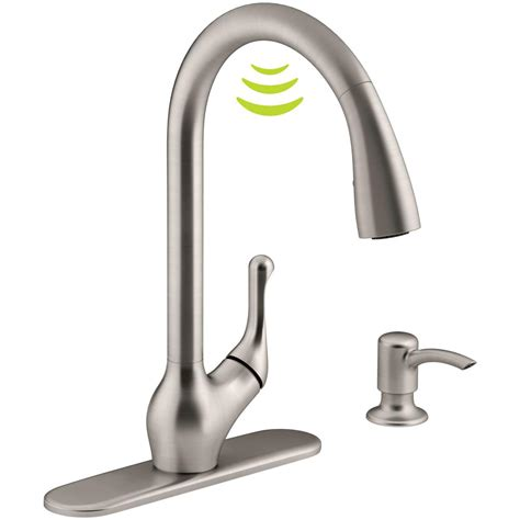 touch activated kitchen faucet touch activated kitchen faucet 2017 including faucets