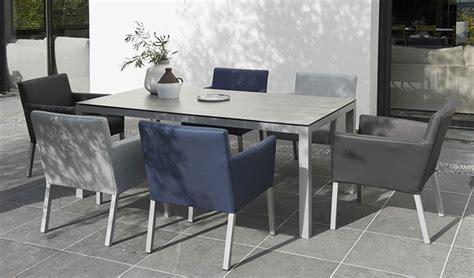 Choisir et entretenir un salon de jardin en aluminium - Jardinerie Truffaut conseils Table de ...
