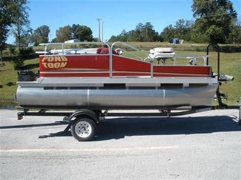 Used Pontoon Boats For Sale In Me by Pontoon Boats Power Boats New Boats Used Boats Boats