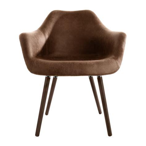 Chaise Marron chaise anssen marron vieilli achetez les chaises anssen