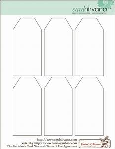 Blank Tag Printable | Printables: Gift Tags | Pinterest ...