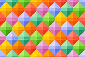Wallpaper, Colorful, Illustration, Symmetry, Triangle
