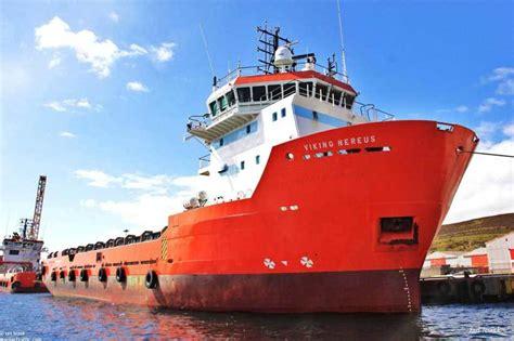 Eidesvik legger forsyningsskip i opplag - Skipsrevyen.no