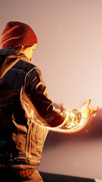 Infamous Son Second Ps4 Pro Games Wallpapers