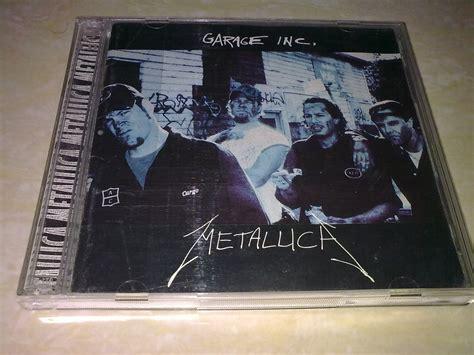 Garage Inc by Garage Em Shop Cd Metallica Garage Inc Rp 140 000