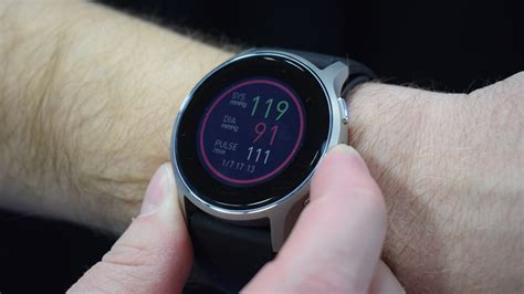 Omron's blood pressure smartwatch will launch later this year