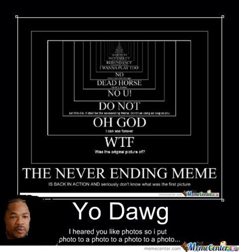 Never Meme - never ending meme is back by doomy meme center