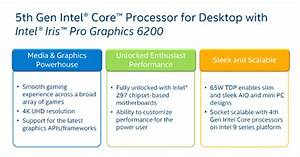 Intel Core I7 5775c Review