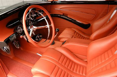 Street Rod Interior. Pro Touring Or Street Rod. 1966 Chevy