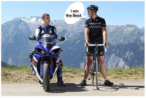 Bicycle Vs Motorcycle, What You Prefer? Sagmart
