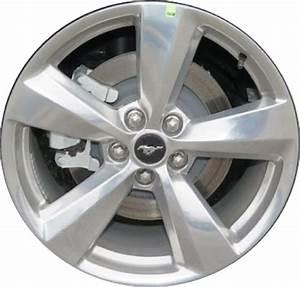 Ford Mustang 10158P OEM Wheel   JR3Z1007B   JR3C1007CA   JR3CCA   OEM Original Alloy Wheel