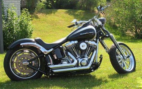 Harley Springer 4.5 Deg Rake Kit