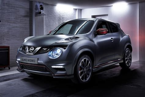 nissan juke nismo  il gagne  ch pour son restylage
