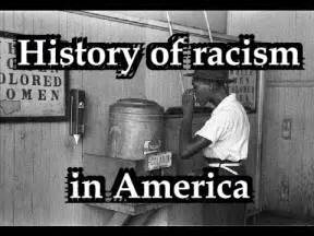 Racism History