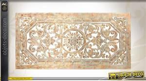 Décoration Murale En Bois : d coration murale en bois sculpt et patin finition ancienne ~ Dailycaller-alerts.com Idées de Décoration