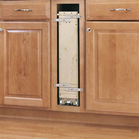 soft close base cabinet organizer   tier pull