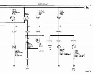 Fuel Guage Wiring Diagram