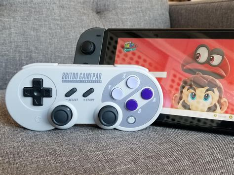 This Modernized Snes Controller Is Almost Perfect Cnet