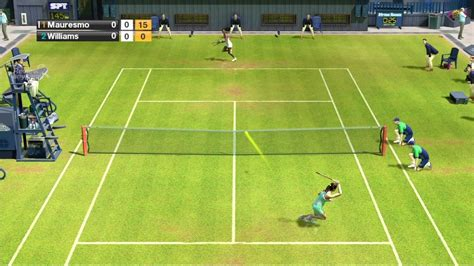 Over the years bells and whistles have been added and the graphics updated to keep it looking fresh. Virtua Tennis 2009 - Xbox 360   Review Any Game