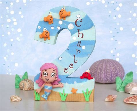 guppies cake decorations nz 19 best images about numbers cake toppers on