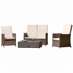 Polyrattan Gartenmöbel Set : polyrattan gartenm bel set sitzm bel rattanm bel lounge gartenset auflagen ebay ~ Yasmunasinghe.com Haus und Dekorationen